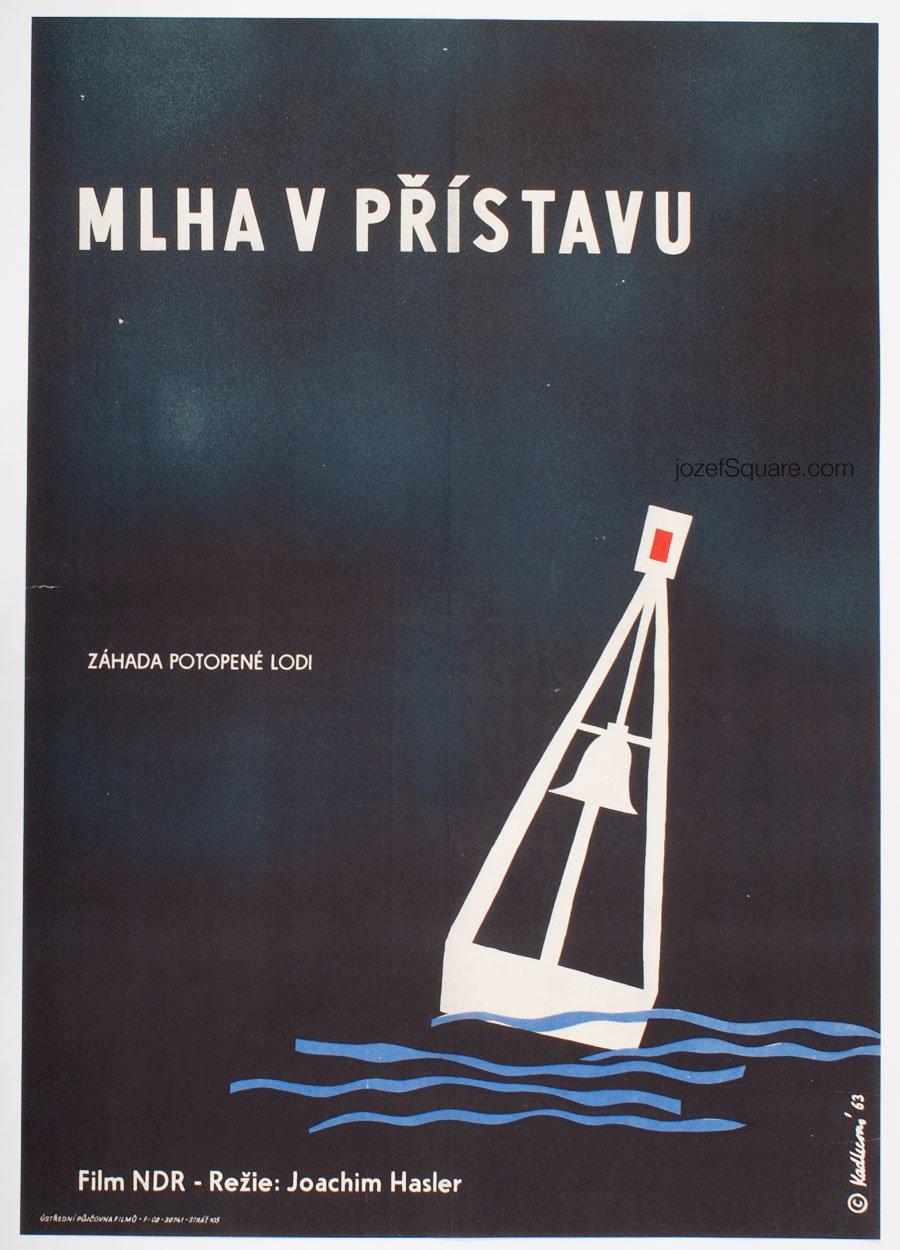 Movie Poster, Fog, Milena Kadlecova