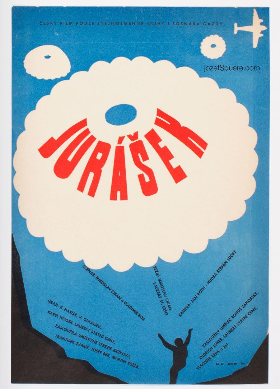 Movie Poster, Jurasek, Unknown Artist