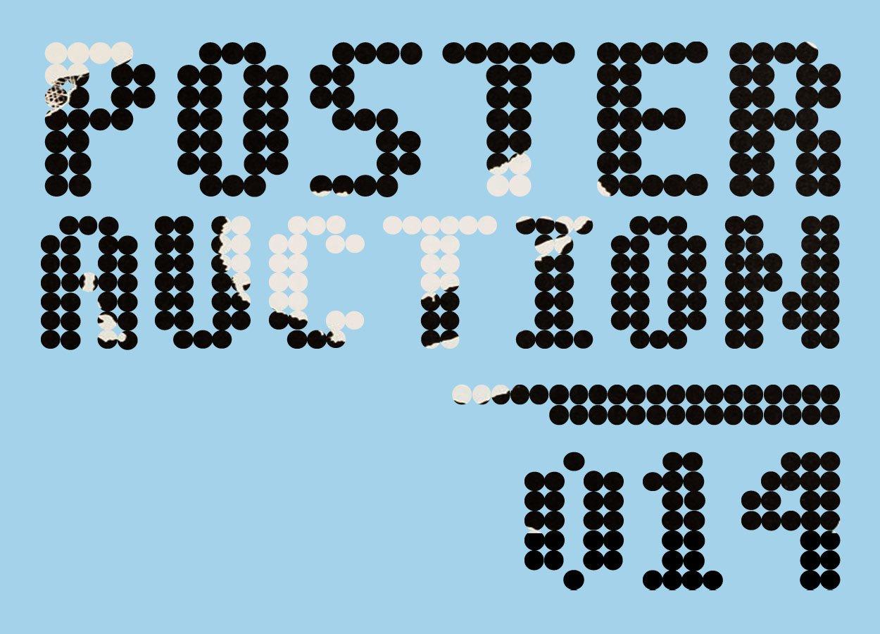 Poster Auction 014, Czechoslovak Poster Archive