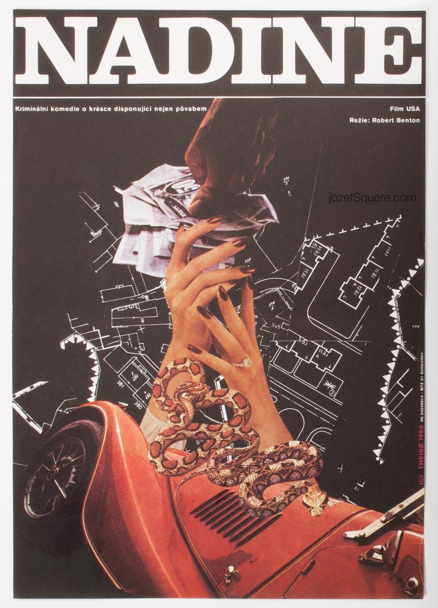 Movie Poster, Nadine, Stefan Theisz