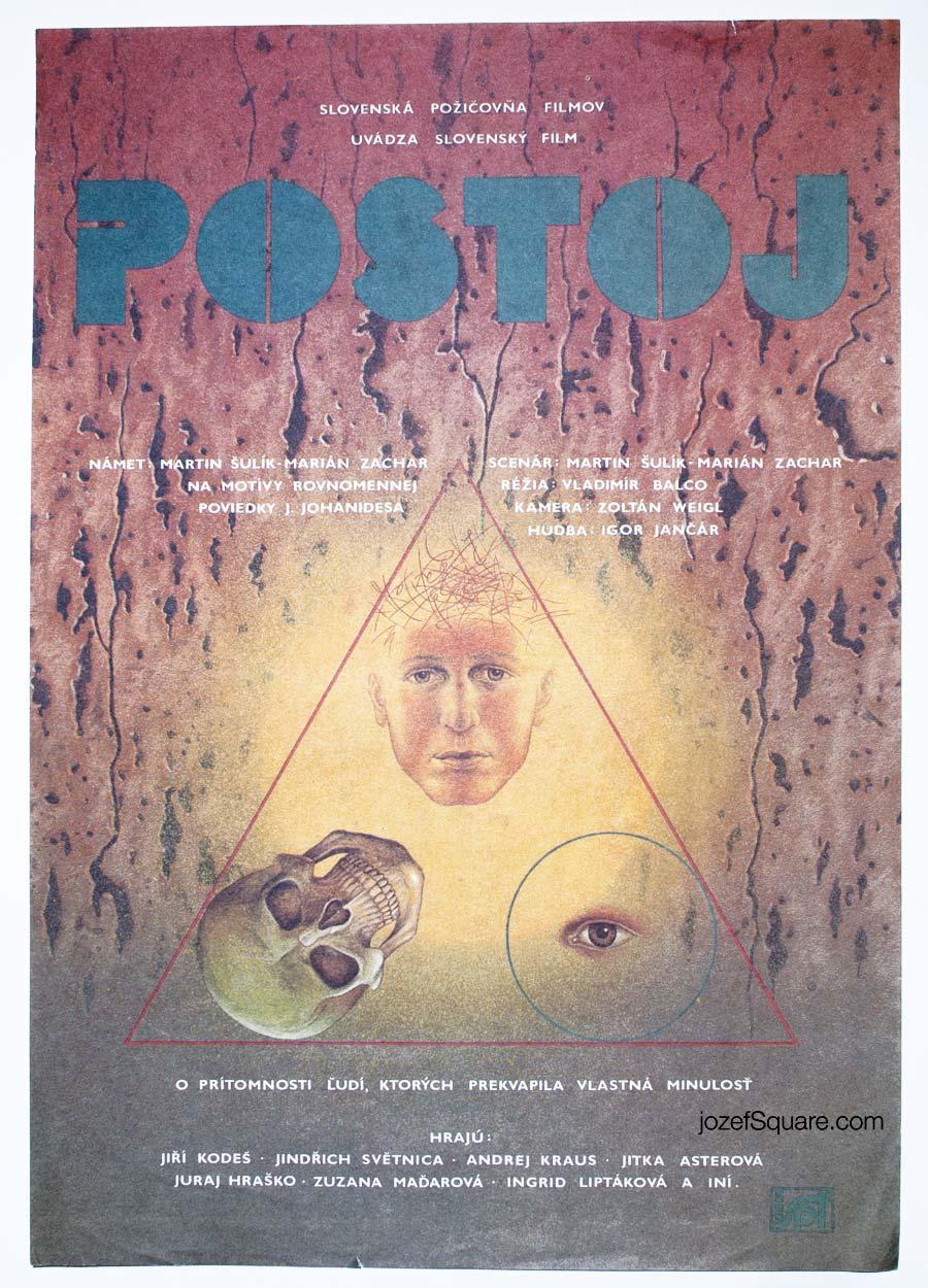 Movie Poster, Position, Unknown Artist