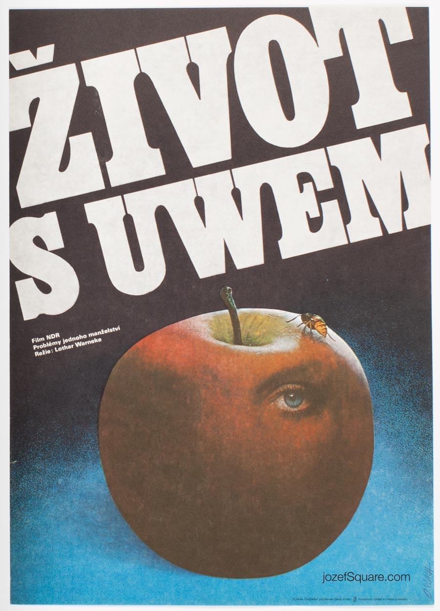 Movie Poster, Life with Uwe, Zdenek Vlach