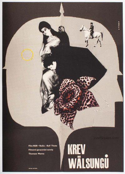 Movie Poster, Blood of Walsungs, Cenek Prazak