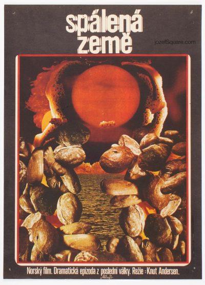 Movie Poster, Scorched Earth, Jan Meisner