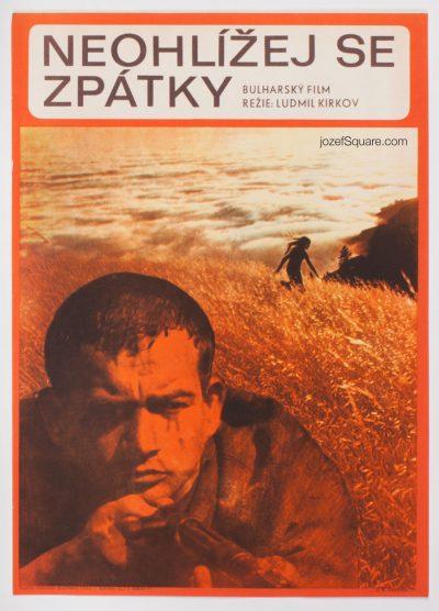 Movie Poster, Don't Turn Back, Karel Lastovka