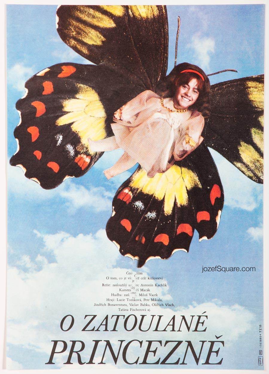 Movie Poster, Princess Julia, Stefan Theisz