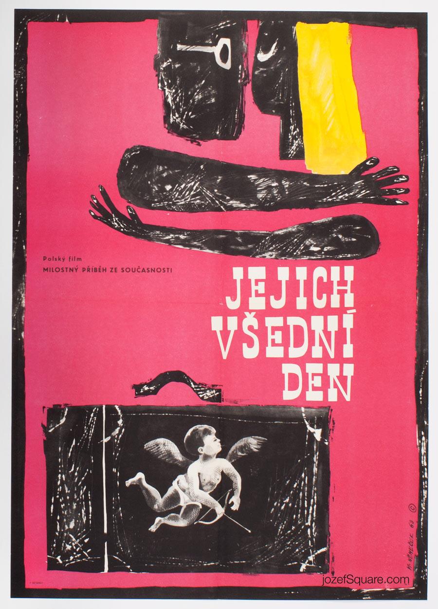 Movie Poster, Their Everyday Life, Milan Nemecek