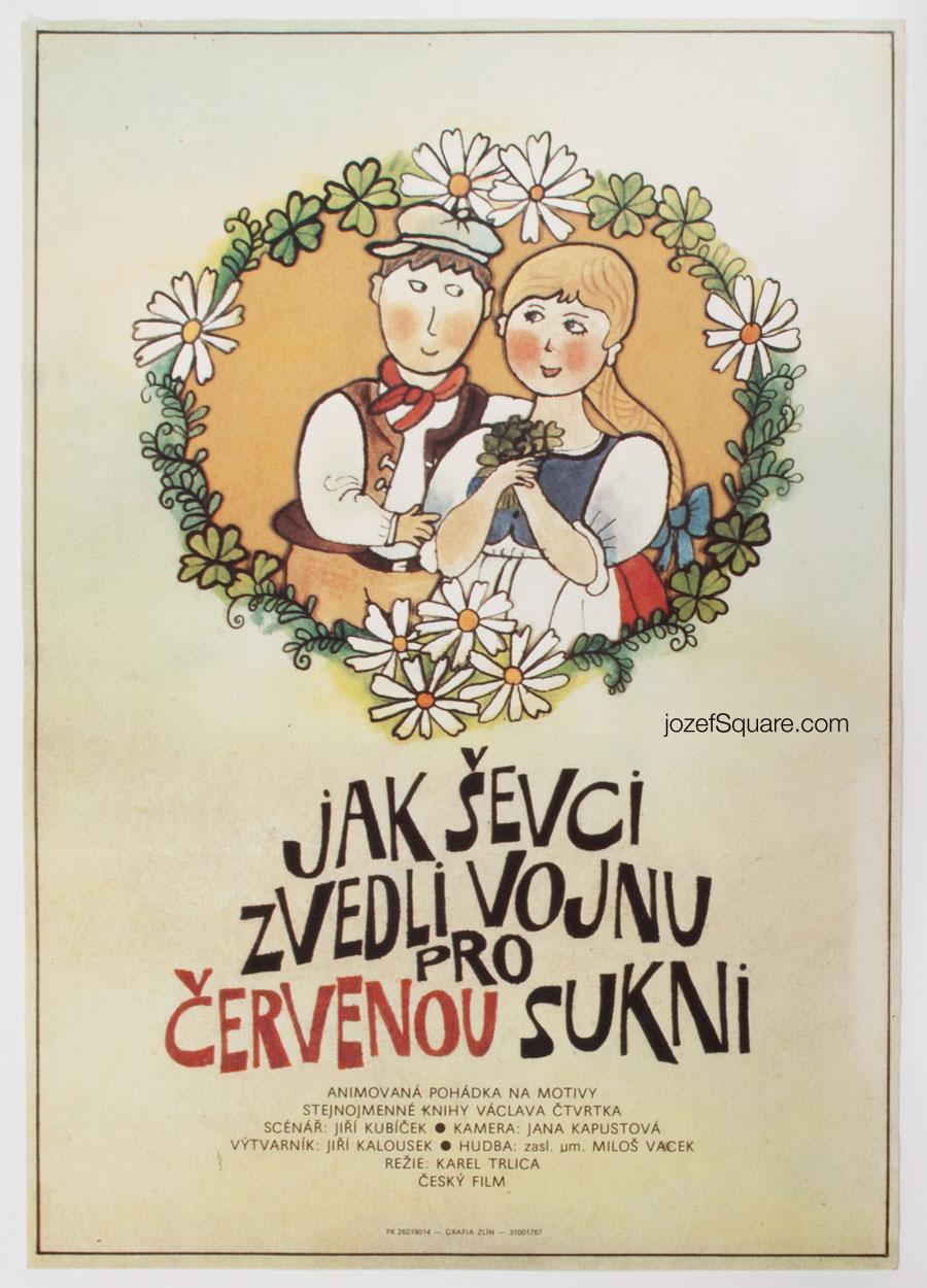 Movie Poster, How Tailors Broke up the War, Alexej Jaros
