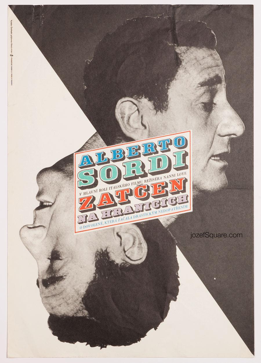 Movie Poster, Why?, Alberto Sordi, Alexej Jaros