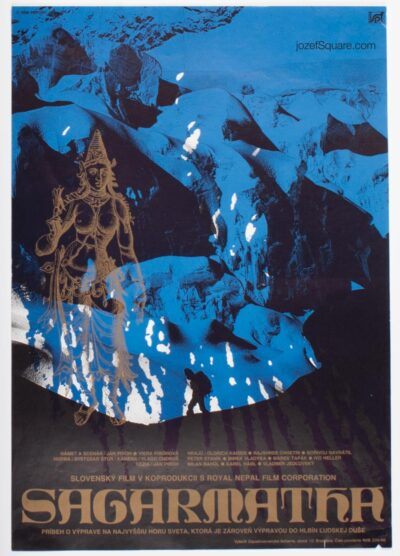 Movie Poster, Sagarmatha, Ivan Popovic