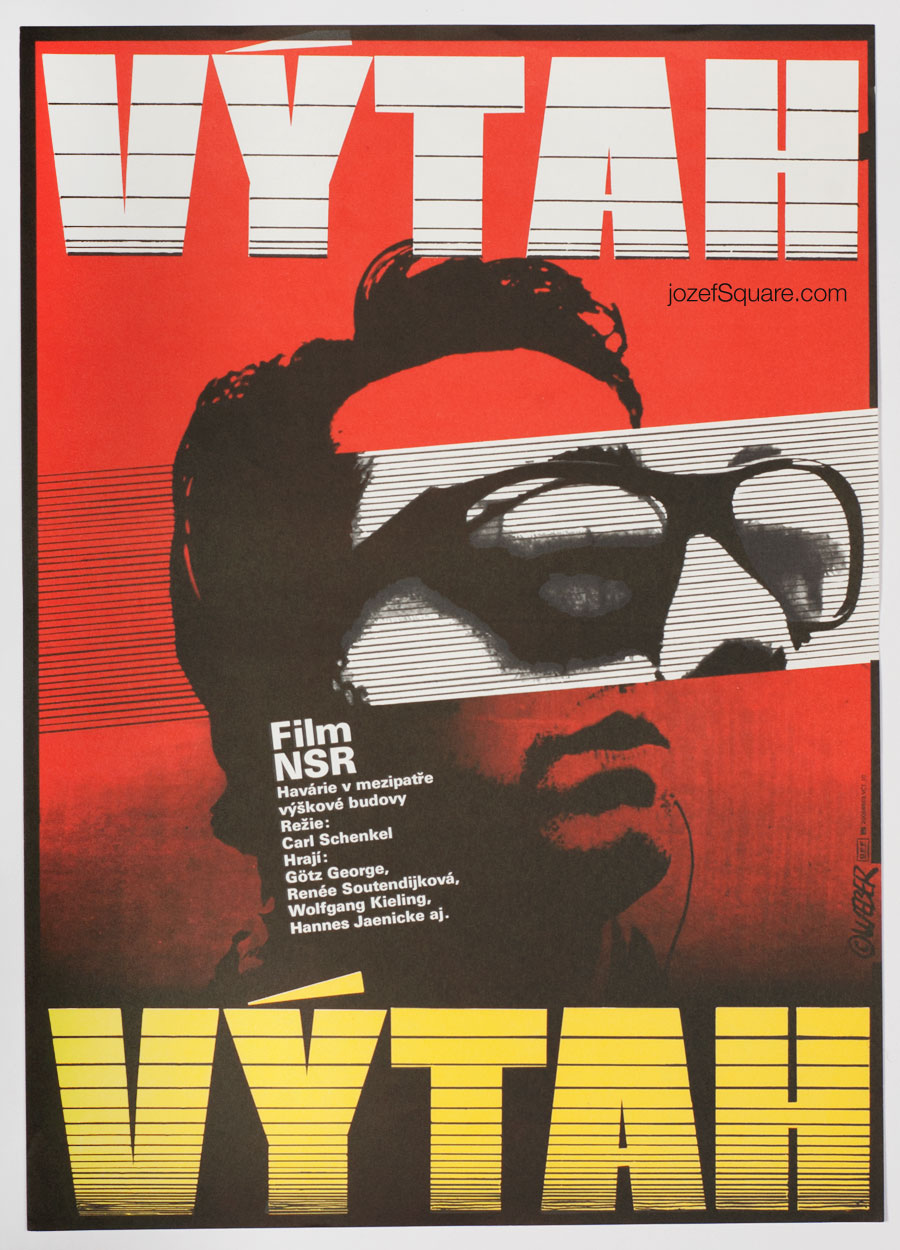 Movie Poster, Out of Order, Jan Weber