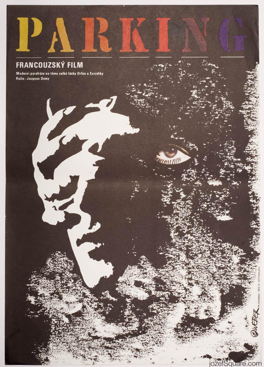 Movie Poster, Parking, Jan Weber