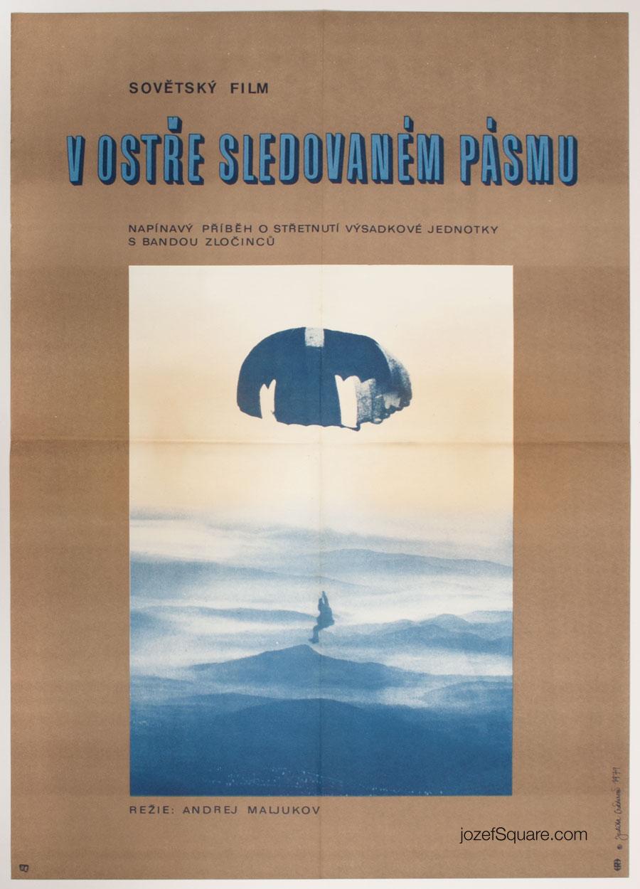 Movie Poster, In the Zone of Special Attention, Judita Csaderova
