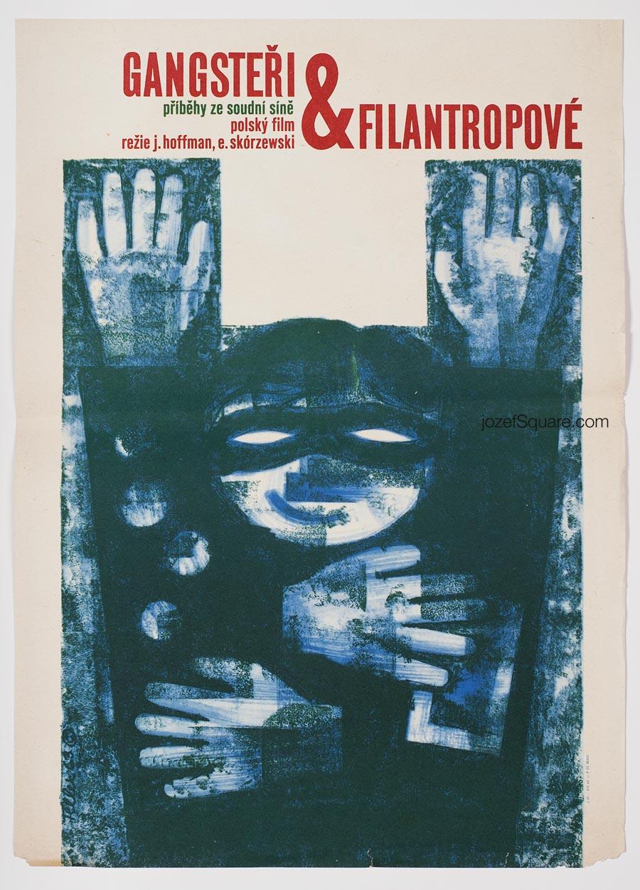 Movie Poster, Gangsters and Philanthropists, Ludvik Feller