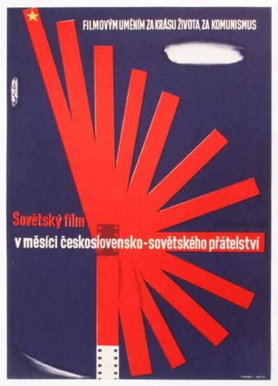 Soviet Film in Month of Czechoslovak - Soviet Friendship, Jaroslav Fiser