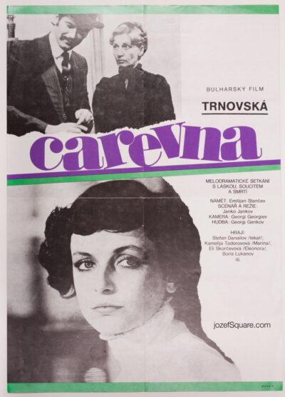 Movie Poster, The Queen of Turnovo, Nadezda Blahova