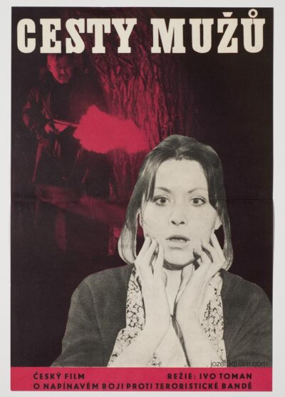 Movie Poster, The Roads of Men 2, Stanislava Pokorna